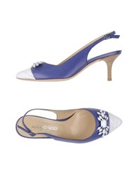Alberto Gozzi Footwear Courts Women Blue