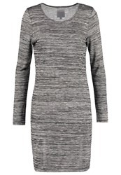 Bellfield Salerno Jersey Dress Grey