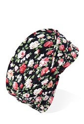 Forever 21 Whimsical Floral Knotted Headwrap