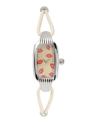 Lulu Guinness Wrist Watches Ivory