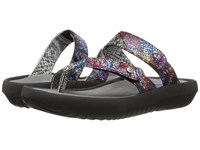 Wolky Bali Multi Black Women's Sandals