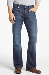 7 For All Mankind 'Brett A Pocket' Modern Bootcut Jeans New York Dark