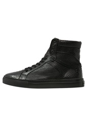 Boom Bap Karma Hightop Trainers Black