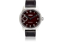 Weiss Men's Special Issue Field Watch Red
