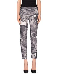 Richmond Denim Trousers Casual Trousers Women Grey