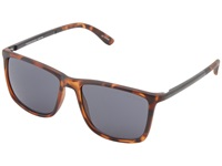 Le Specs Tweedledum Tortoise Fashion Sunglasses Brown