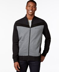 Sean John Colorblocked Sport Bomber Big And Tall Jacket