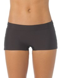 Prana Raya Boy Short Swim Bottom Black