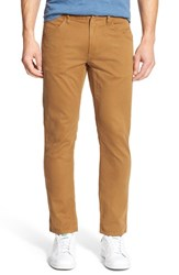 Bonobos Men's Big And Tall 'Bedford Carpenter' Slim Fit Corduroy Pants Golden Bark