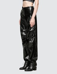 Alexander Wang Papery Faux Leather Pants