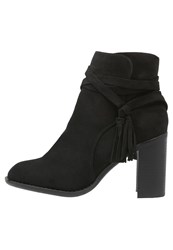 Dorothy Perkins Wasp Ankle Boots Black