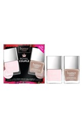 Butter London Royal Couple Collection No Color