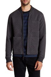 Billy Reid Ethan Quilted Jacket Metallic