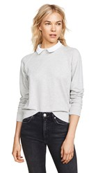 Amo Prep Sweatshirt Heather Grey