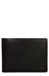 Hook Albert Men's Leather Wallet Black