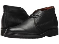 Frye Country Crepe Chukka Black Deer Skin Leather Men's Lace Up Moc Toe Shoes