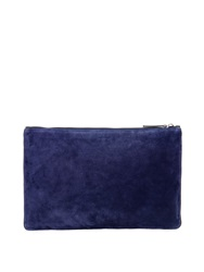 Jil Sander Suede And Leather Document Holder
