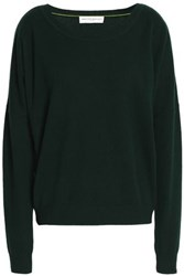 Amanda Wakeley Cashmere Sweater Forest Green