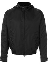 Sealup Zipped Fitted Jacket Black