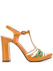 Chie Mihara Calida T Bar Sandals 60
