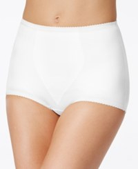 Bali Light Control Brief With Tummy Panel 2 Pack X70j White White