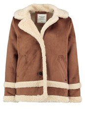 Abercrombie And Fitch Light Jacket Natural Camel