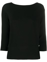 Twin Set Ribbed Fitted Jumper 60
