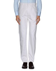 Sofie D'hoore Trousers Casual Trousers Men White