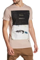Religion Dead Souls Front Graphic Tee Pink