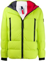 Rossignol Padded Short Jacket Green
