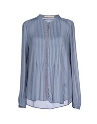 Nougat London Shirts Pastel Blue