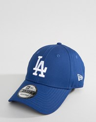 New Era 9Forty La Adjustable Cap Navy
