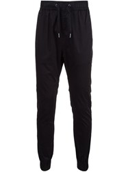 Zanerobe Gathered Ankle Drawstring Trousers Black