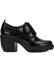 Opening Ceremony 'Grunge Oxford' Brogues Black