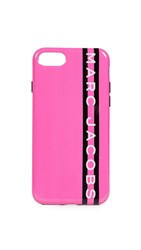 Marc Jacobs Webbing Iphone 7 8 Case Pink Multi