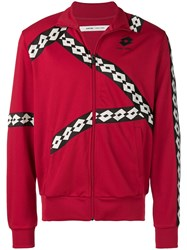 Damir Doma X Lotto Jacket Red