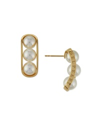 Kobe 18K Akoya Pearl Earrings Belpearl