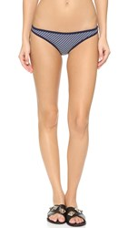 Bec And Bridge Stripe Hype Bikini Bottoms