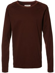 Oyster Holdings Bnc Long Sleeve T Shirt Red