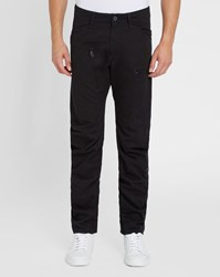 G Star Black Powel 3D Cargo Trousers