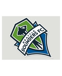 Wincraft Seattle Sounders Fc Decal Team Color