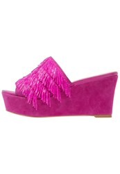 Katy Perry The Liza Sandals Fuschia Pink