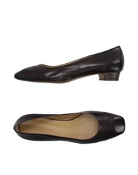 Silvano Sassetti Footwear Ballet Flats Women Dark Brown