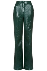 Maida Wide Leg Trousers By Unique Green