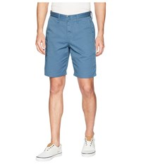 Vans Authentic Stretch Shorts 20 Real Teal Blue