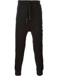11 By Boris Bidjan Saberi Track Pants Black