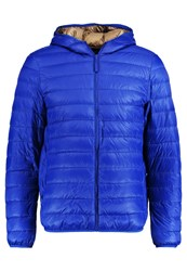 United Colors Of Benetton Down Jacket Royal Royal Blue