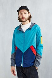 Without Walls Run Jacket Blue