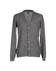 Closed Knitwear Cardigans Men Grey