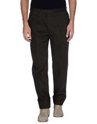 Hilton Trousers Casual Trousers Men Dark Brown